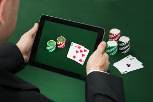 Poker på surfplatta